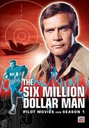 The Six Million Dollar Man Season 5 DVD Release
