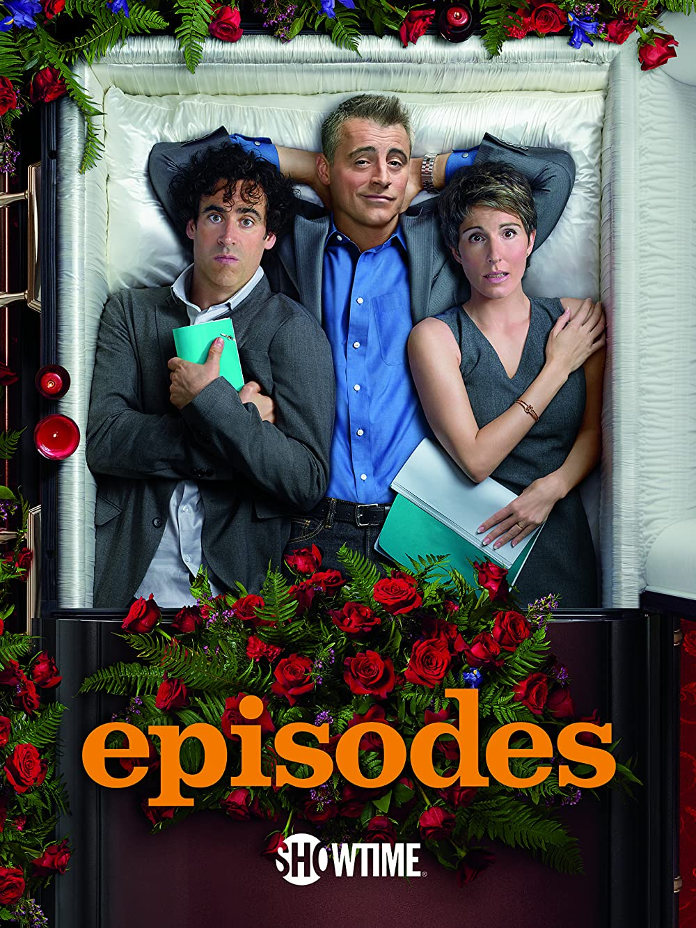 Episodes poster