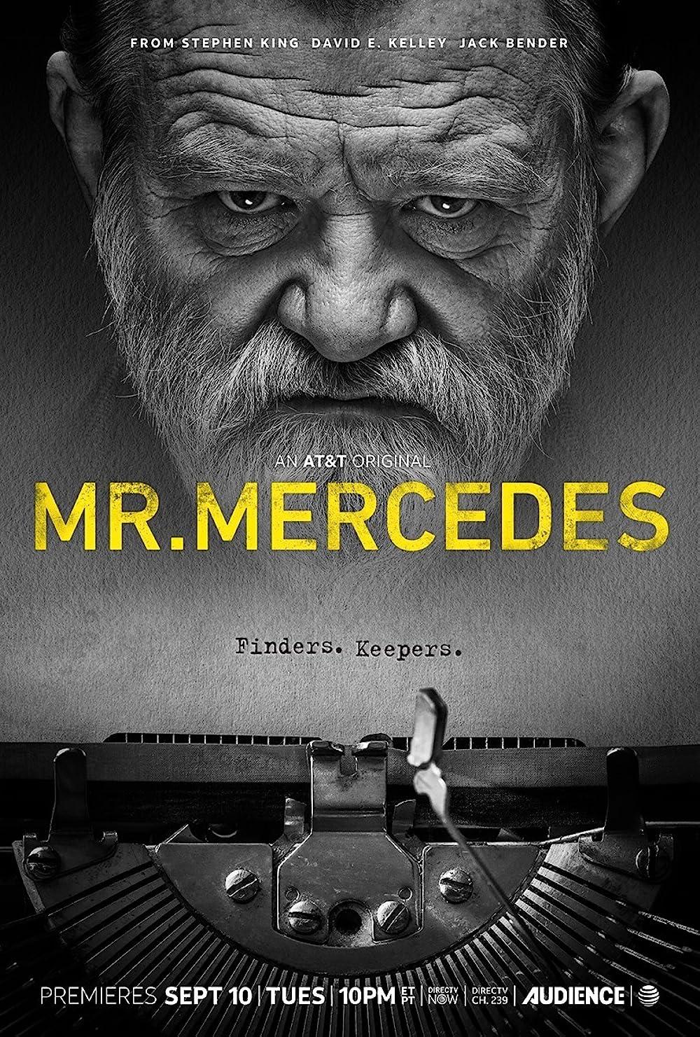 Mr Mercedes Netflix