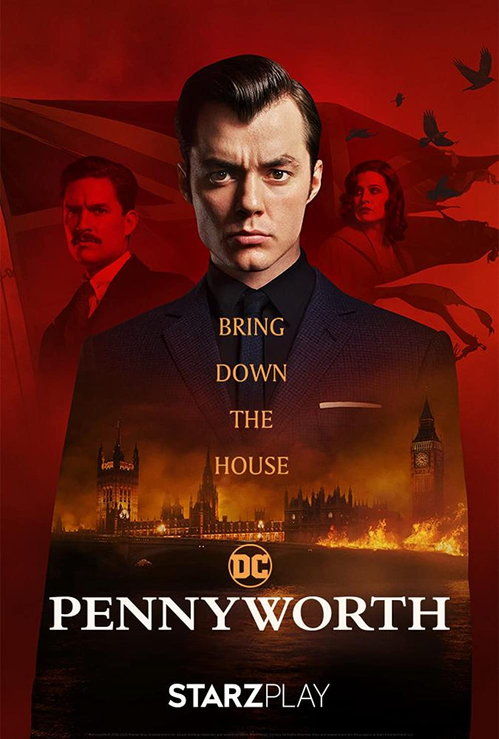 Pennyworth poster