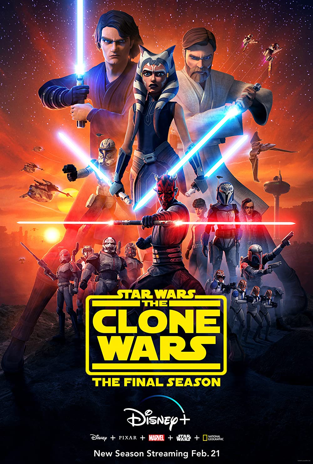 Star Wars: The Clone Wars Season 4 DVD Release Date | Redbox