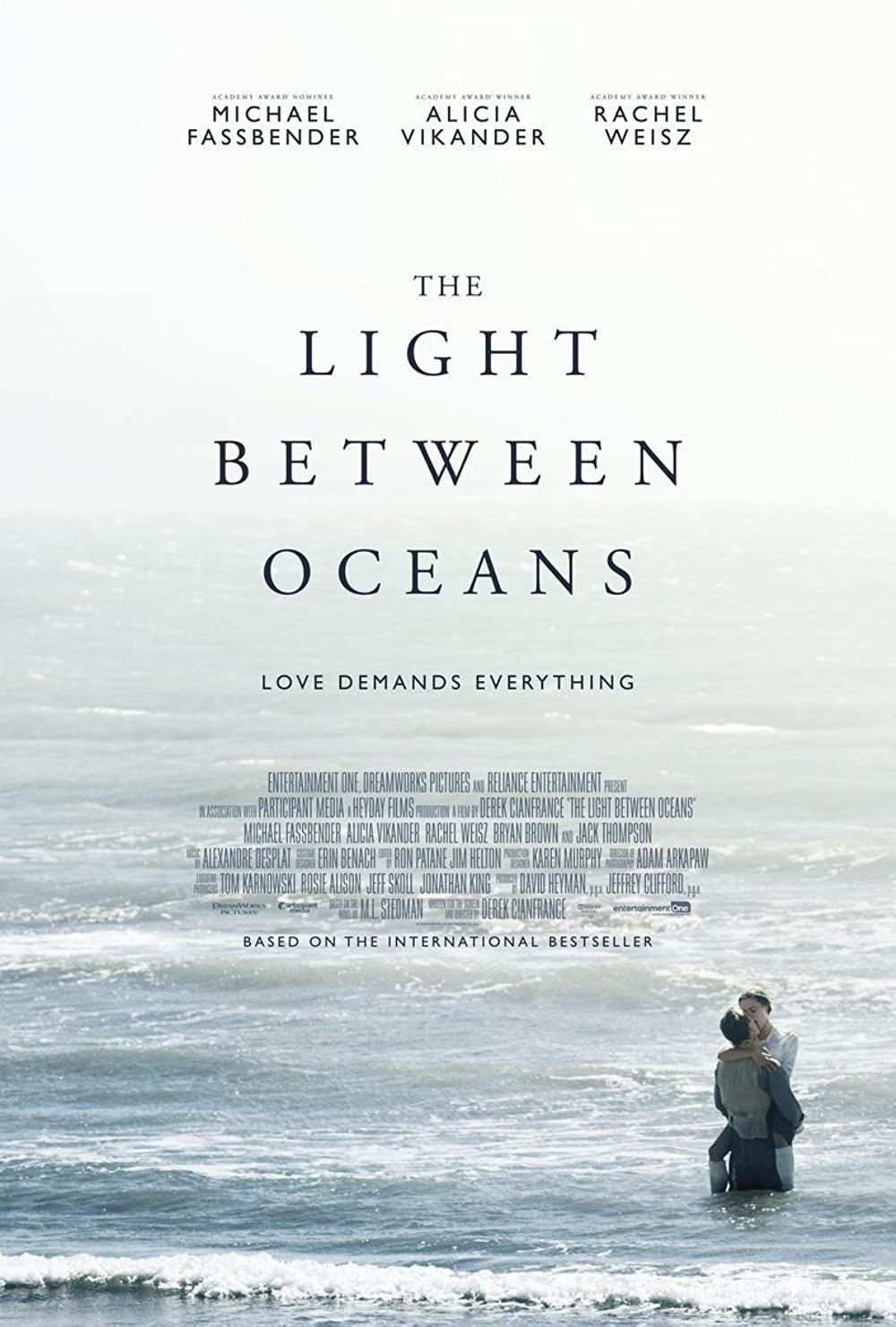 The Light Between Oceans Stream