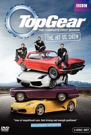 Top Gear USA poster