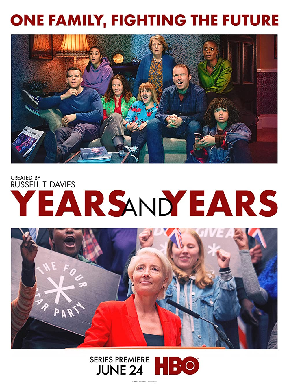 Years and Years poster