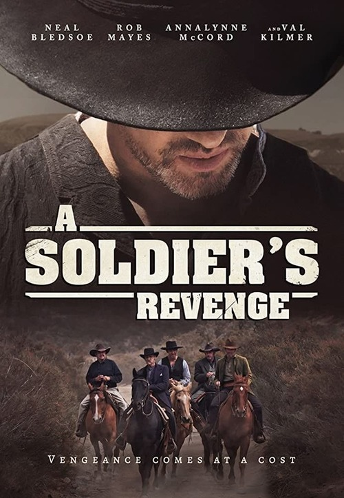 A Soldier's Revenge poster