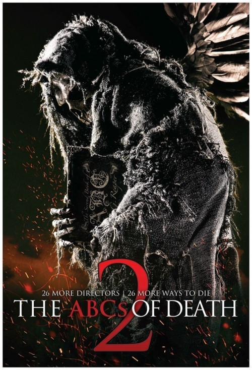 The ABCs of Death 2 poster