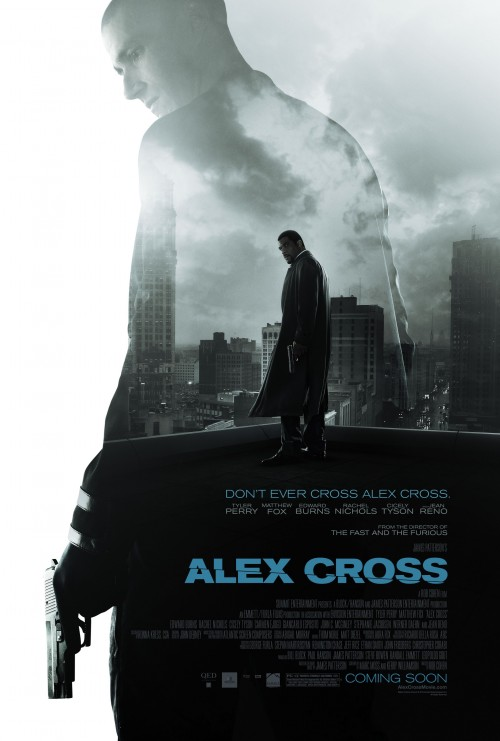 Alex Cross poster