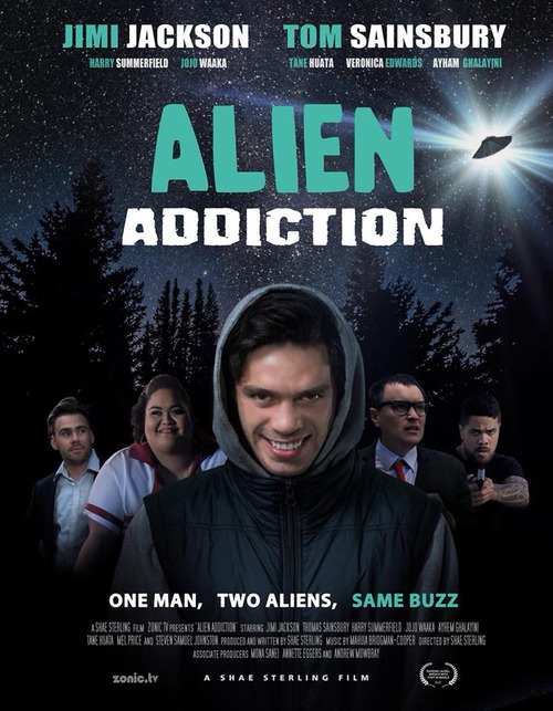 Alien Addiction poster