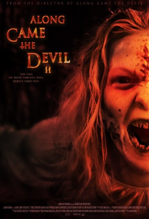 Along Came the Devil 2 poster