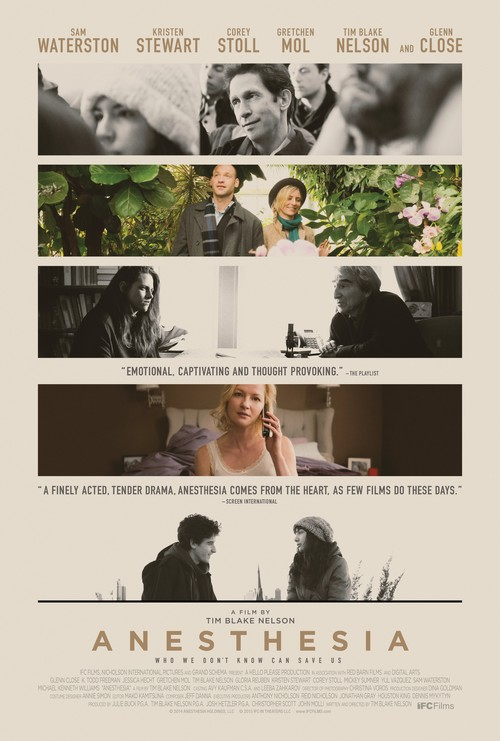 Anesthesia poster