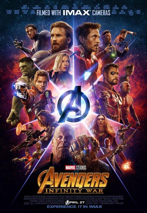 Avengers Infinity War Release