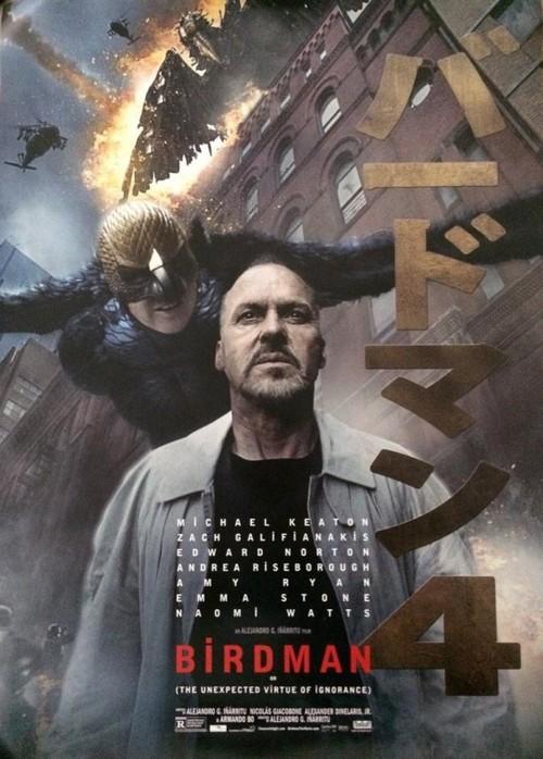 Birdman DVD Release Date   Redbox, Netflix, iTunes, Amazon  Birdman DVD Rel...