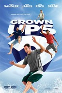 Grown Ups 2 DVD Release