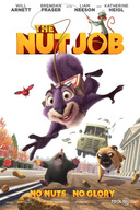 The Nut Job DVD Release
