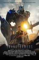 Transformers: Age of Extinction DVD Release