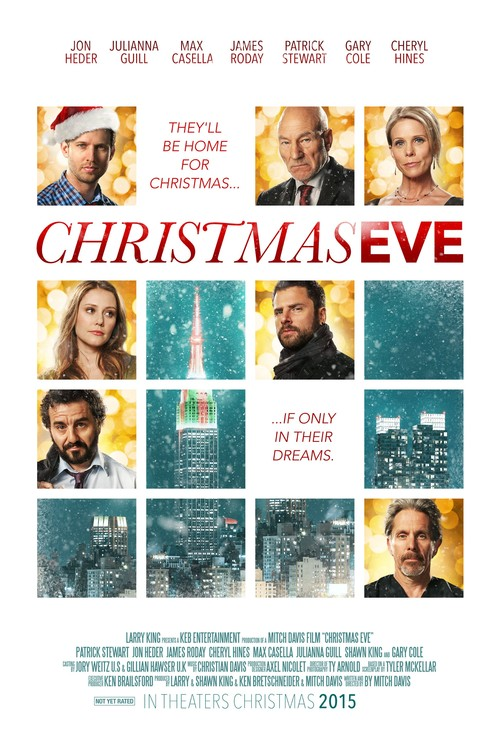 New Christmas Movies On Dvd