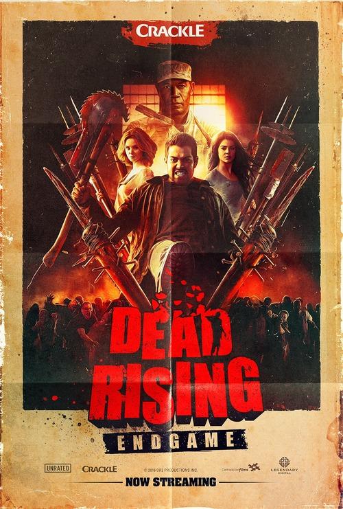 Endgame Dvd Release Date: Dead Rising: Endgame DVD Release Date