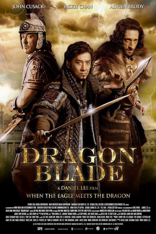 Dragon Blade DVD Release Date   Redbox, Netflix, iTunes ... Adrien Brody Brothers