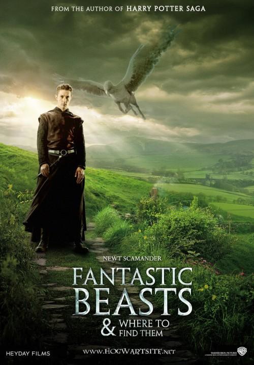Fantastic beasts release date in Brisbane