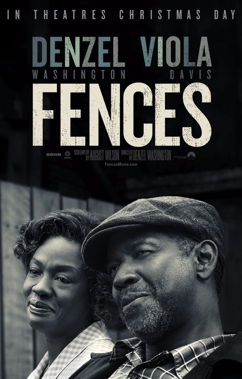 Fences poster