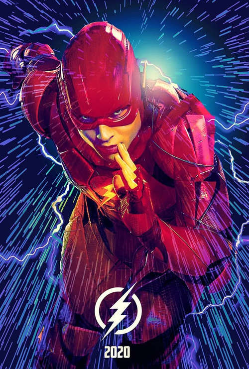Untitled The Flash Film poster