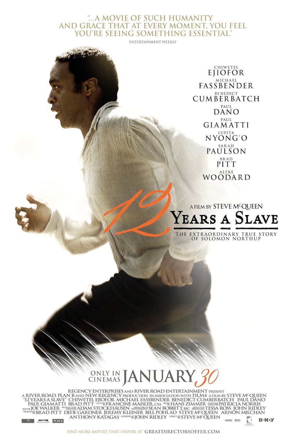 12 years a slave reflection Now that's scripture: the significance of religion in 12 years a slave charity r carney  cushioned seats for the matinee showing of 12 years a slave.