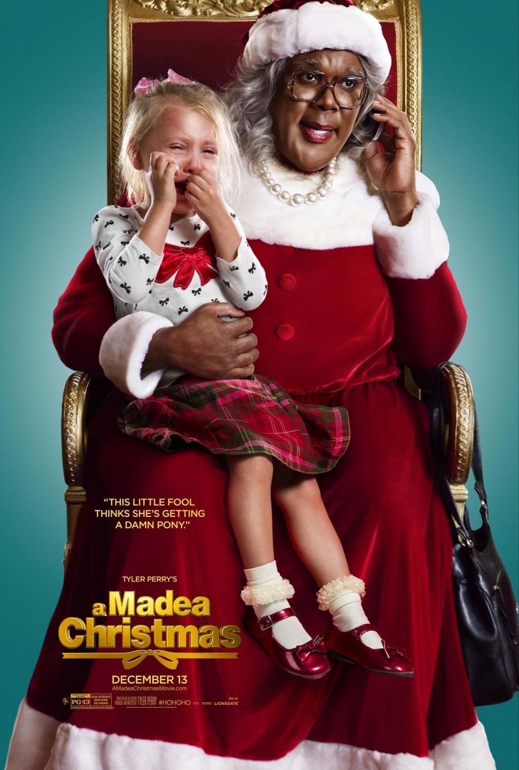 Image Result For A Madea Christmas Full Movie Dvd