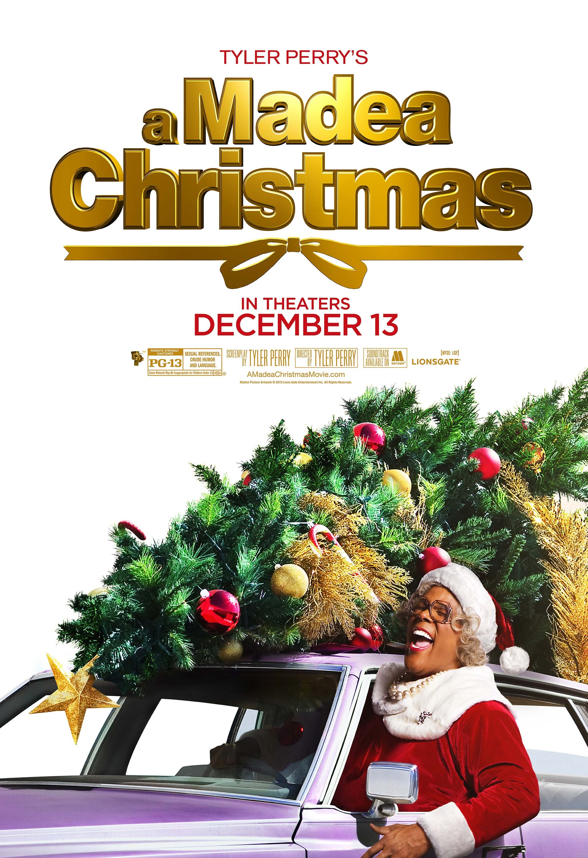 madea christmas poster - photo #7