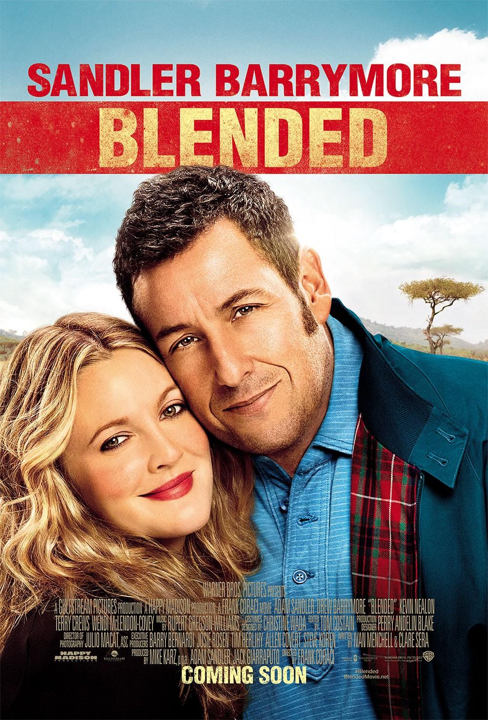 Blended Movie Trailer ...