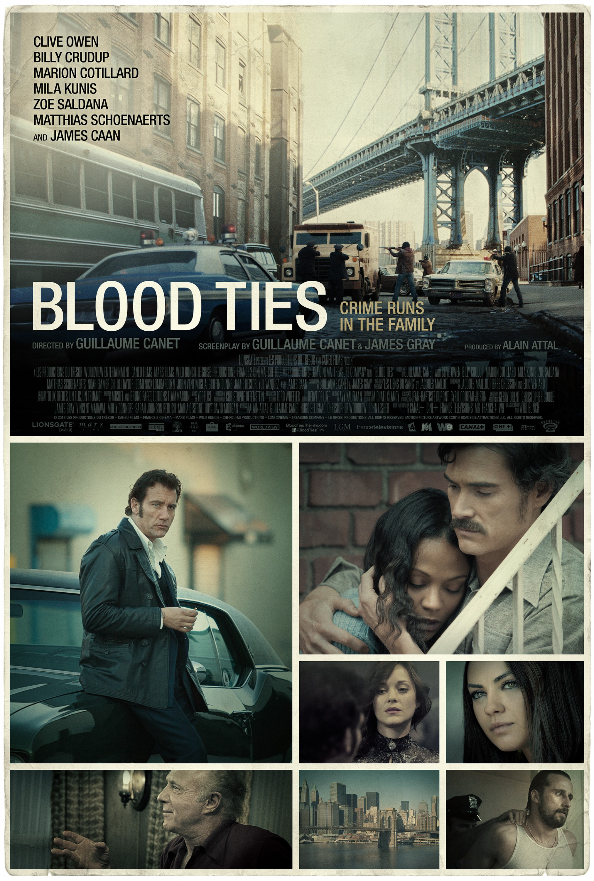 Blood Ties and Families