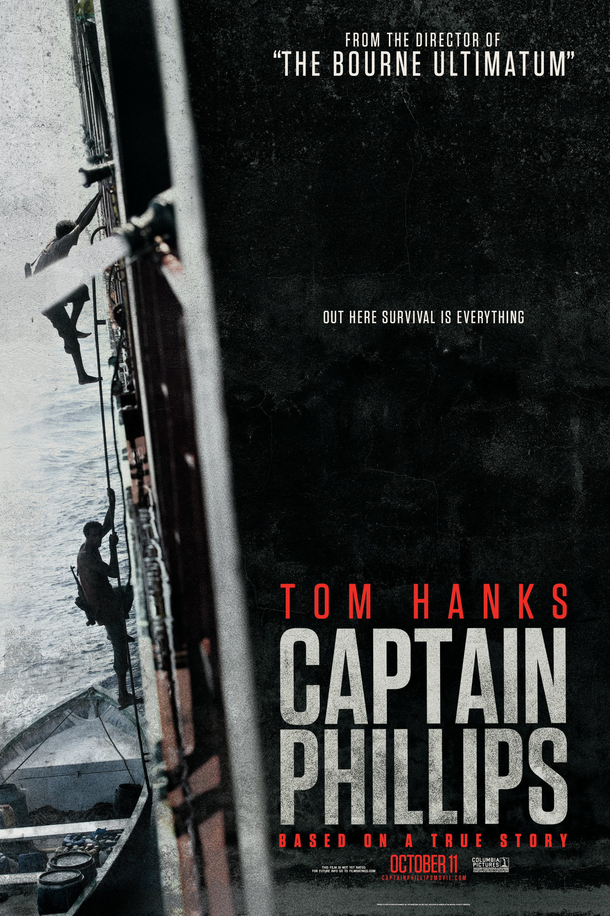 Captain Phillips DVD Release Date | Redbox, Netflix ...