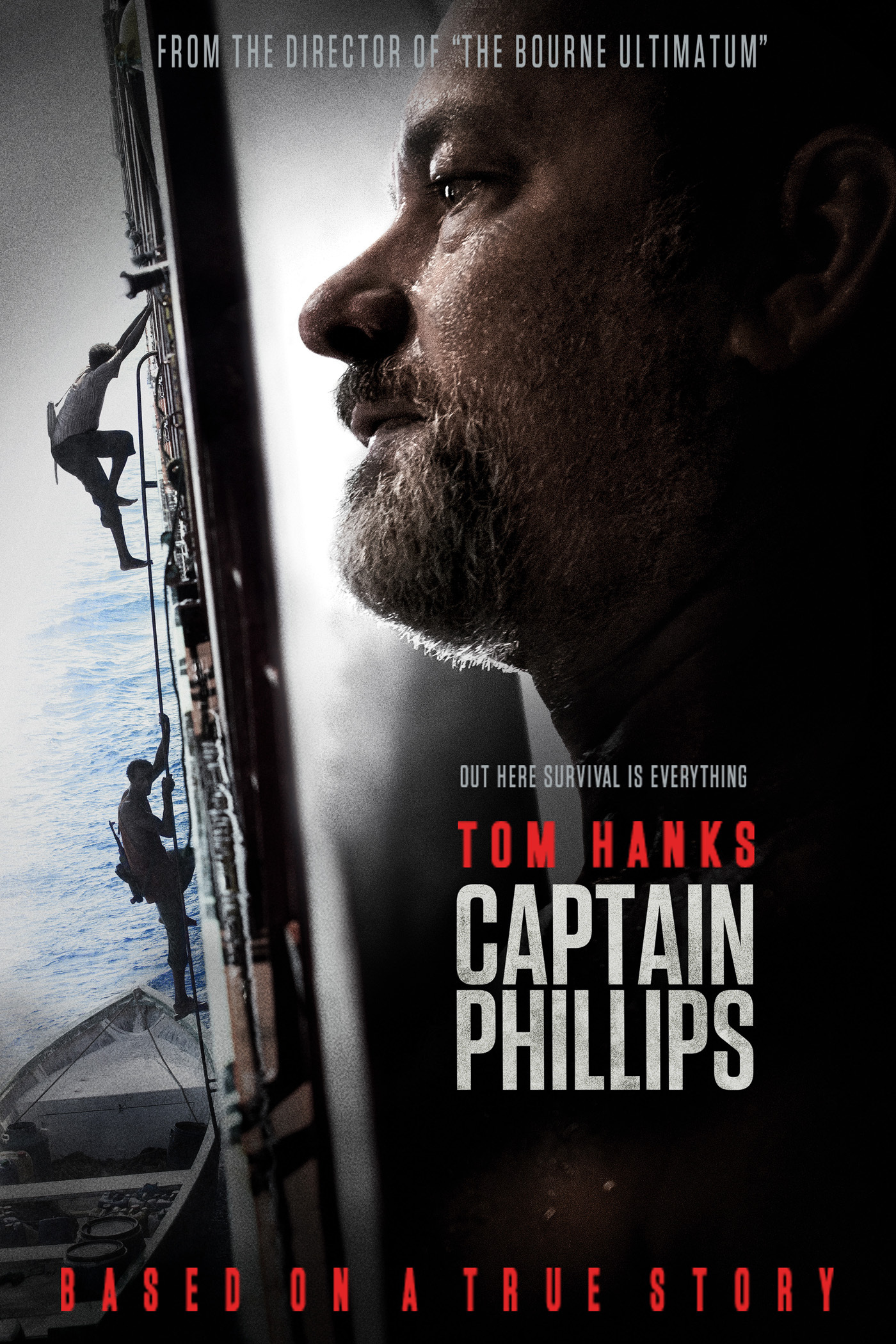 captain phillips With captain phillips, the british action filmmaker paul greengrass takes a break from sending matt damon racing across rooftops, his efforts devoted instead to re-creating—with queasy, you-are-there immediacy—the 2009 hijacking of an american cargo ship by somali pirates dividing the focus among a variety of vantage points, including.