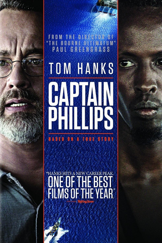 Captain Phillips DVD Cover