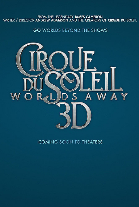 Cirque Du Soleil Worlds Away Can T Wait To See This: Cirque Du Soleil: Worlds Away DVD Release Date