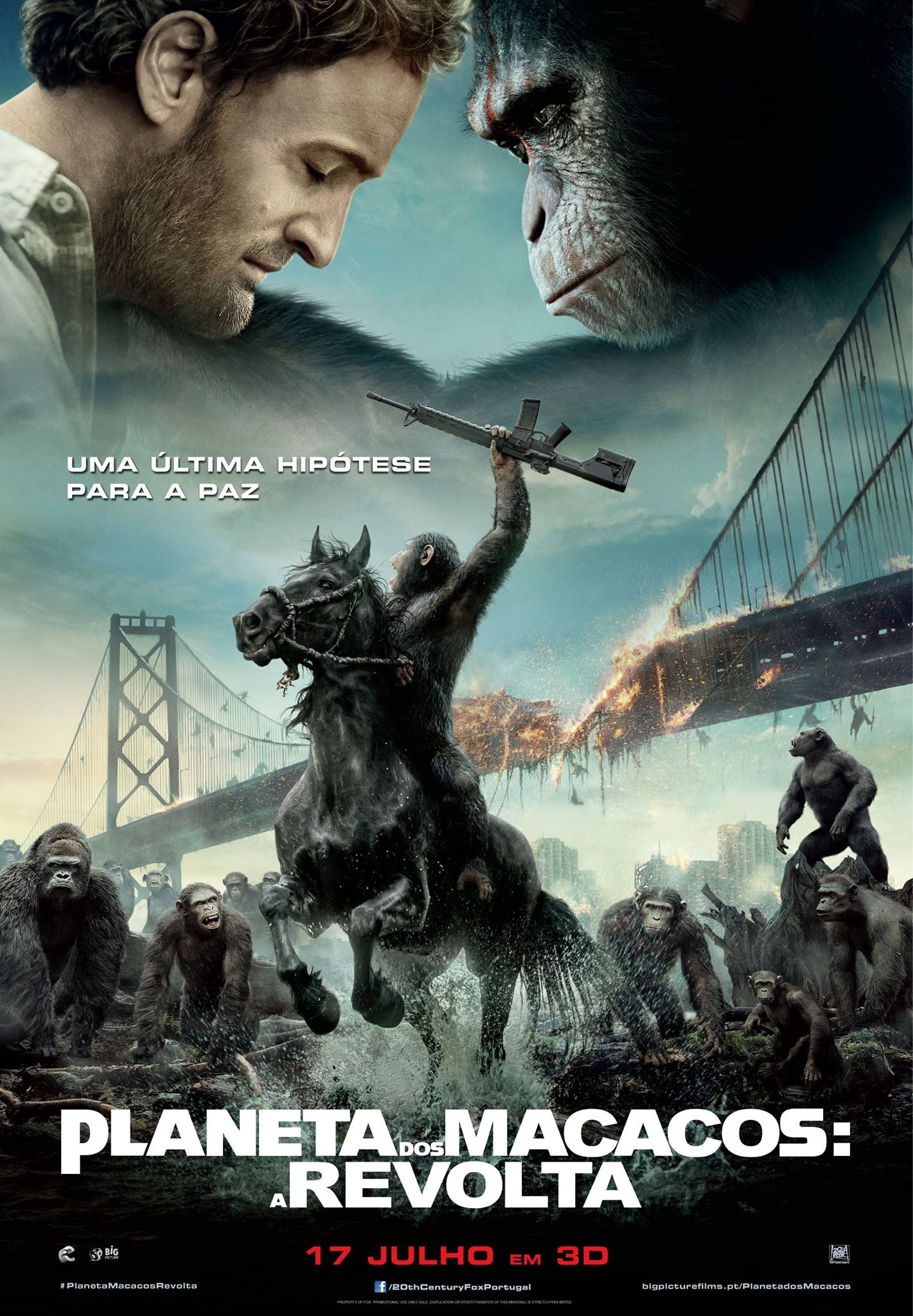 Dawn of the Planet of the Apes DVD Release Date | Redbox ...