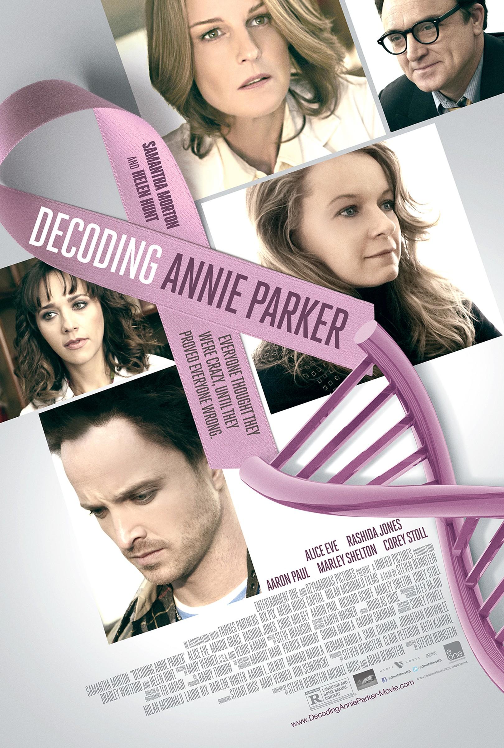 Decoding Annie Parker DVD Release Date   Redbox, Netflix ...