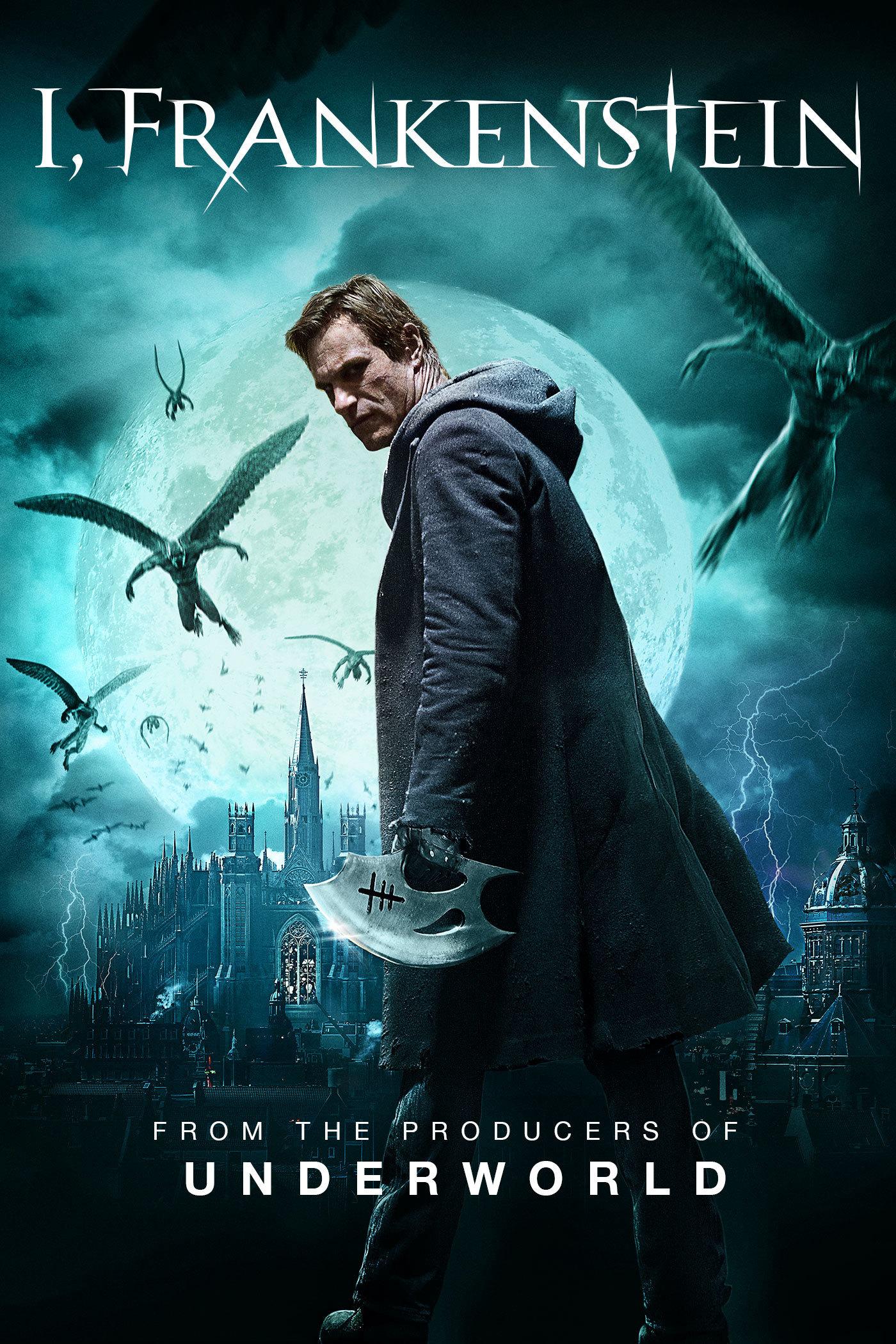 I, Frankenstein DVD Release Date | Redbox, Netflix, iTunes ...