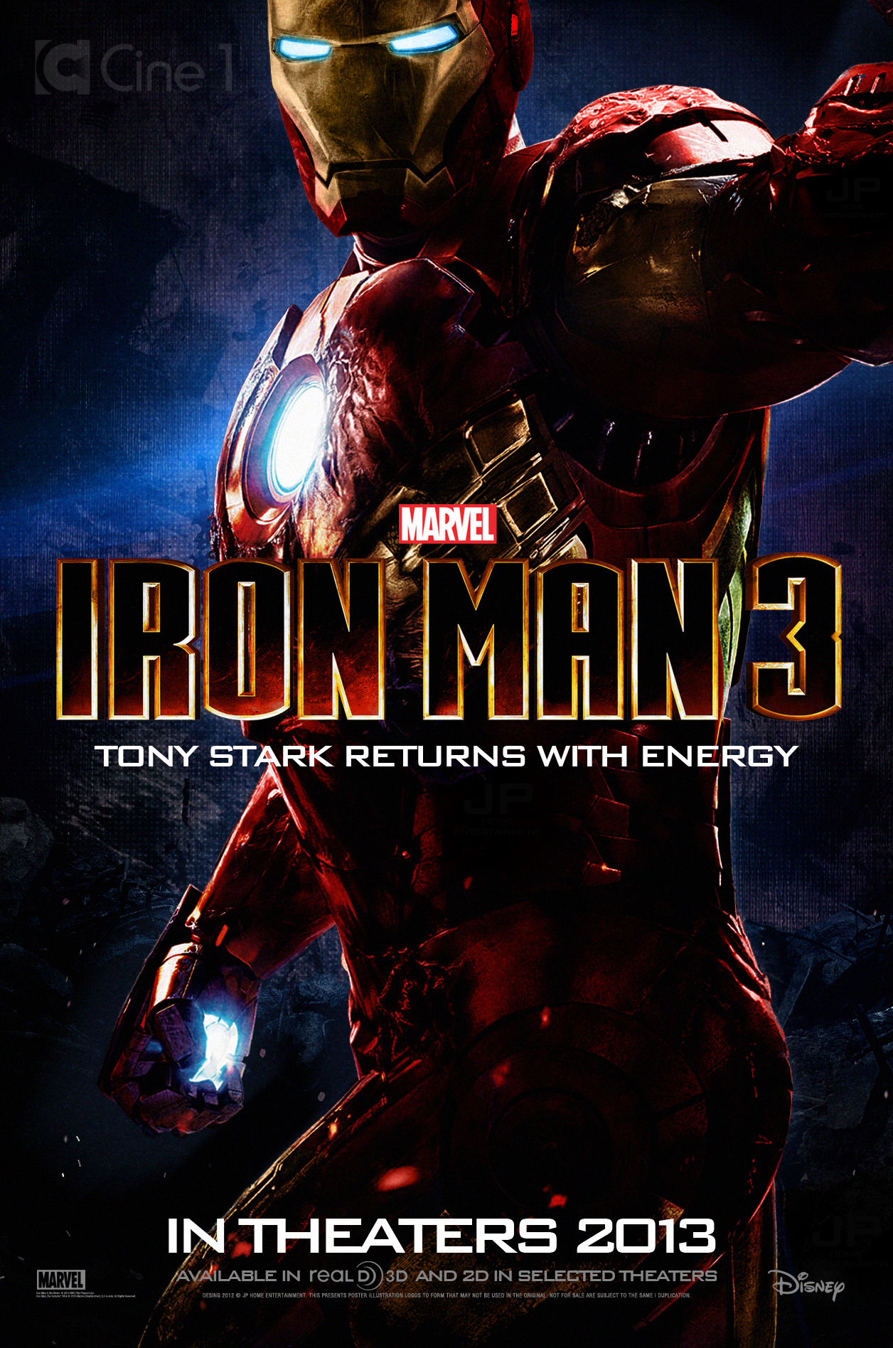 Iron Man 3 DVD Release Date | Redbox, Netflix, iTunes, Amazon
