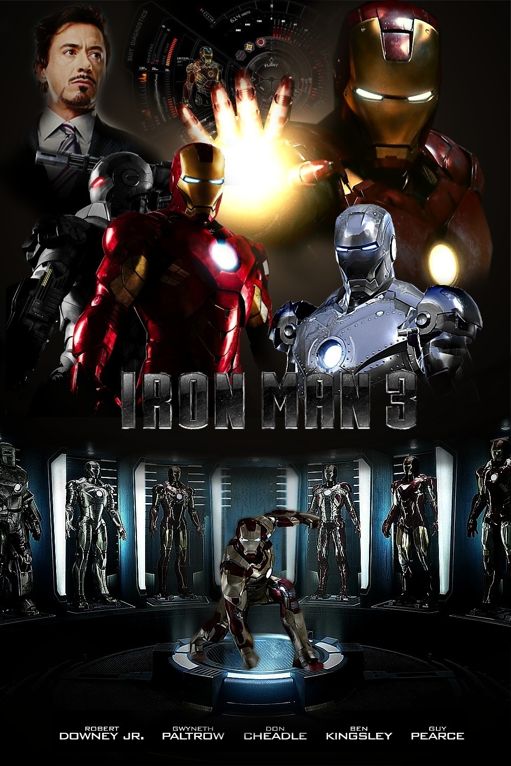 Iron man 3 release date