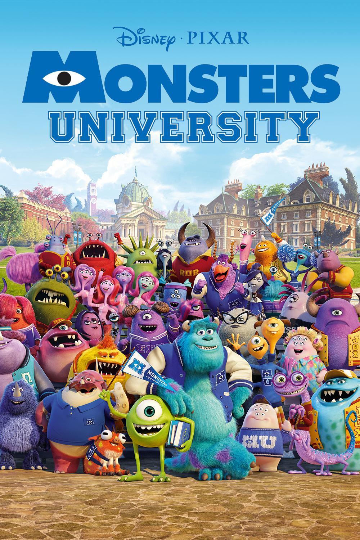 Monsters University DVD Release Date | Redbox, Netflix ...