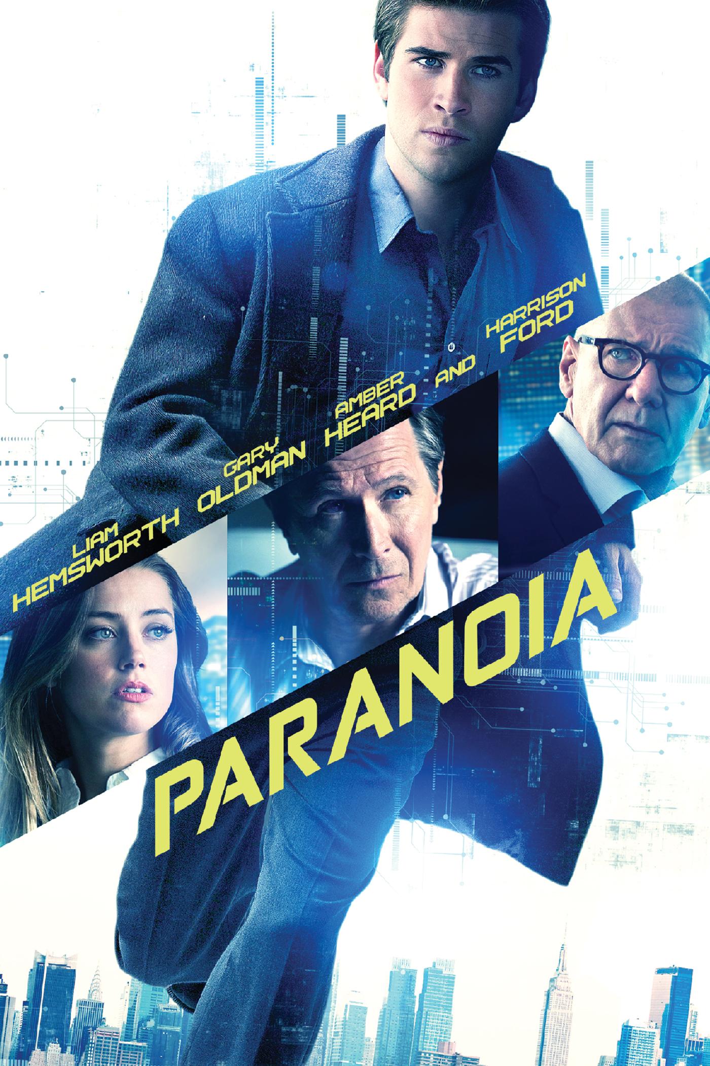 paranoia dvd release date redbox netflix itunes amazon