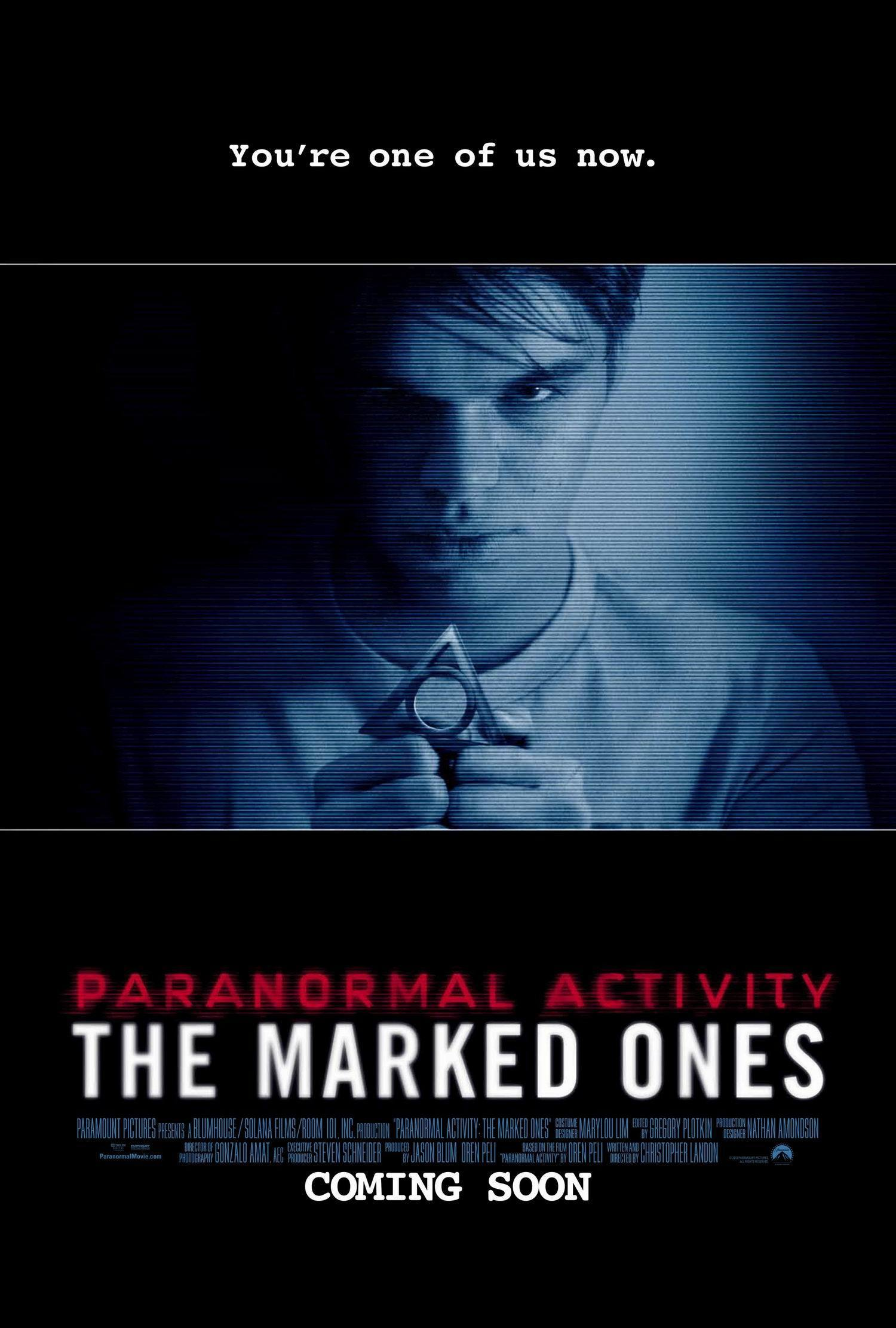 Paranormal Activity: The Marked Ones Review - IGN |Paranormal Activity The Marked Ones 2014