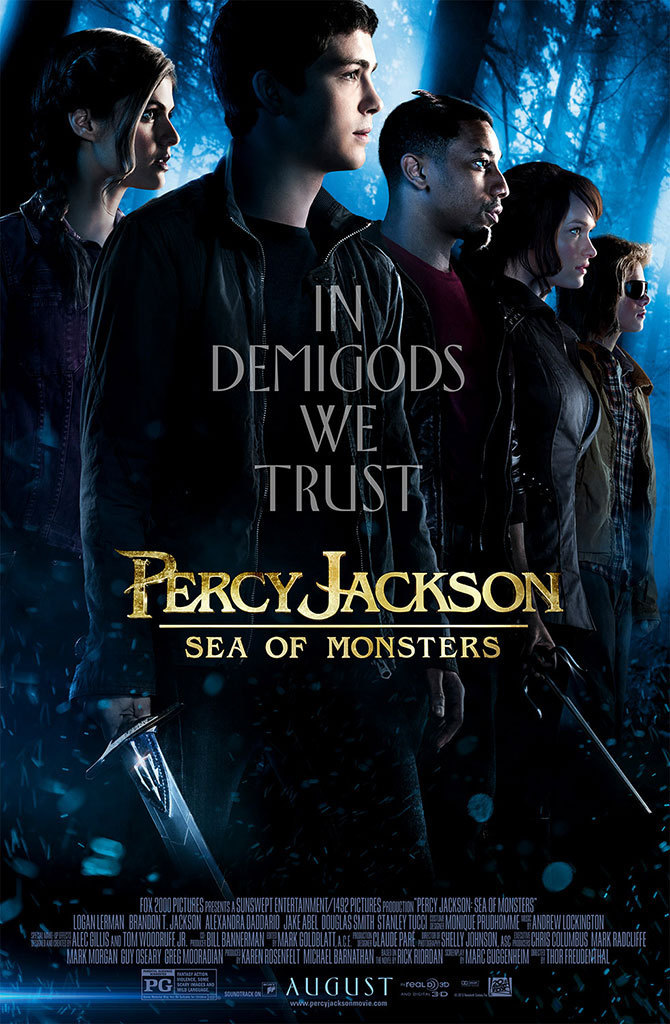 Percy jackson 3 movie release date in Perth