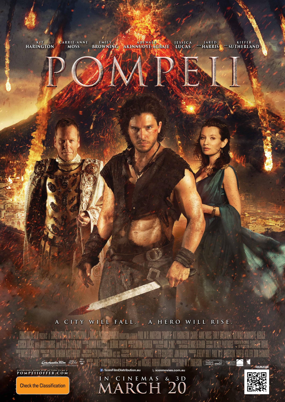 Pompeii DVD Release Date | Redbox, Netflix, iTunes, Amazon