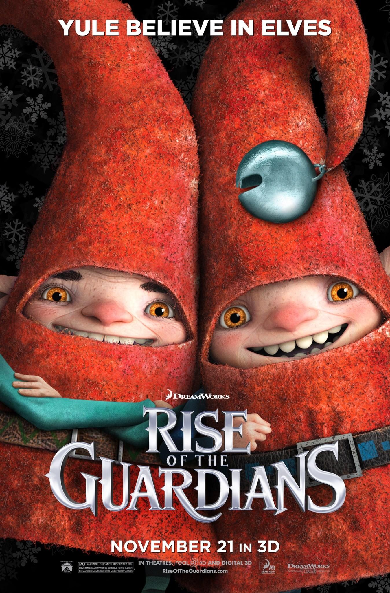 rise of the guardians dvd release date redbox netflix