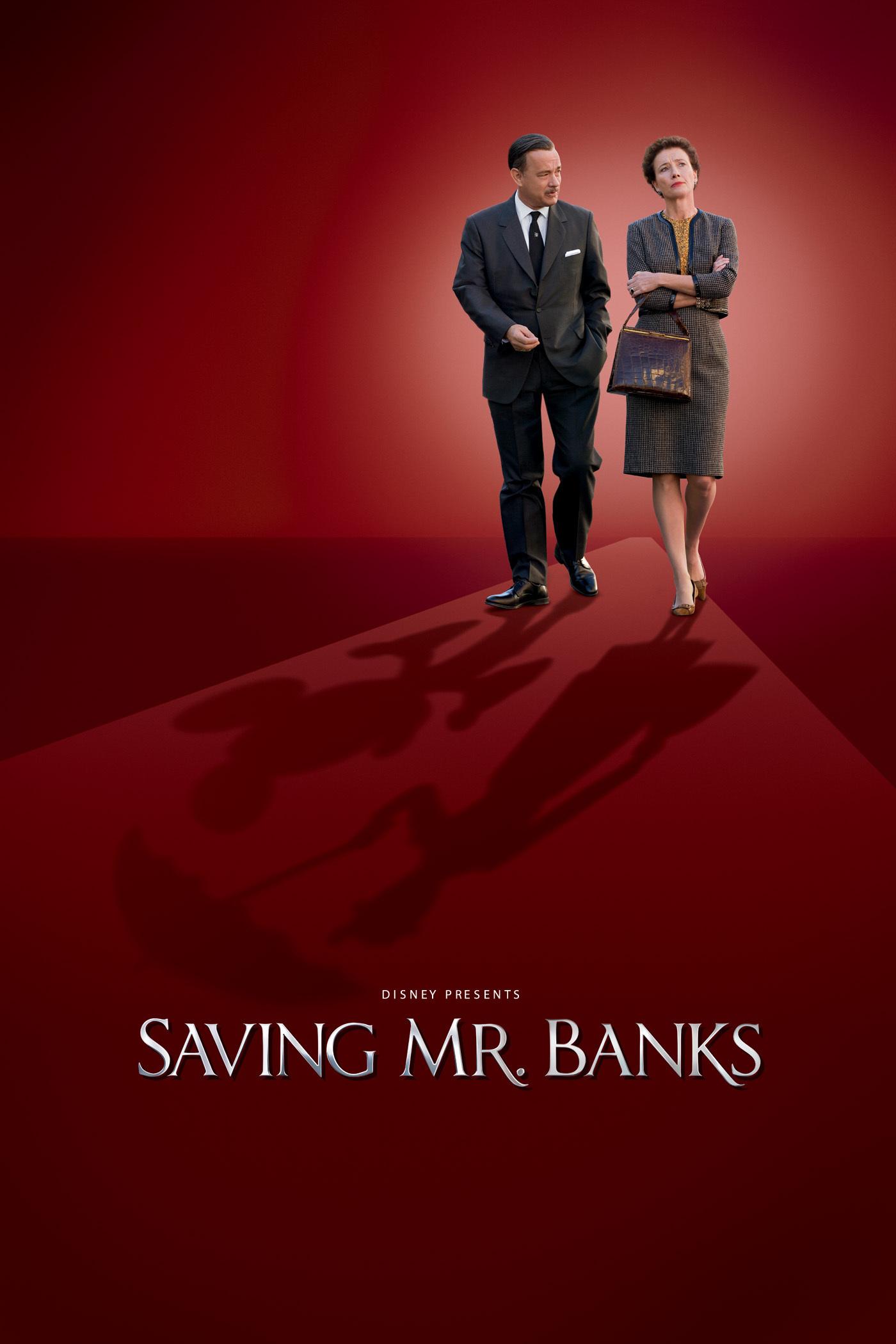 Saving Mr. Banks DVD Release Date : Redbox, Netflix ...