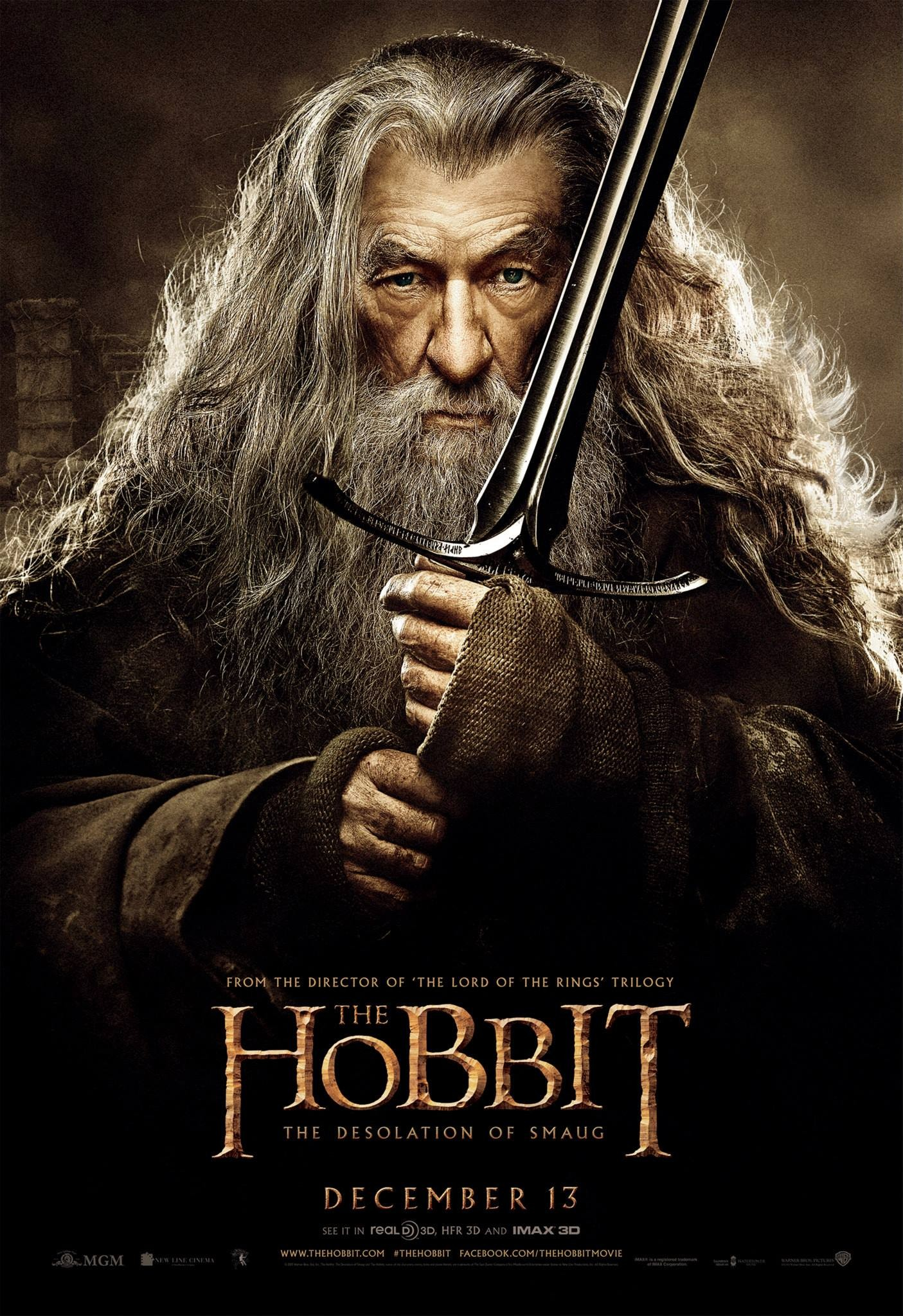 The Hobbit: The Desolation of Smaug DVD Release Date ...