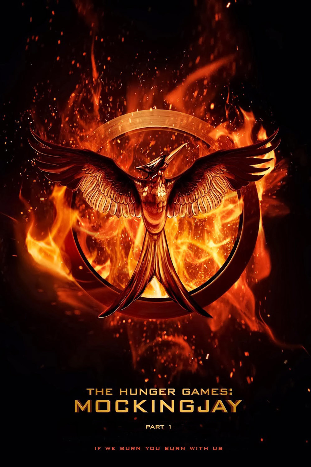 the hunger games mockingjay part 1 dvd release date