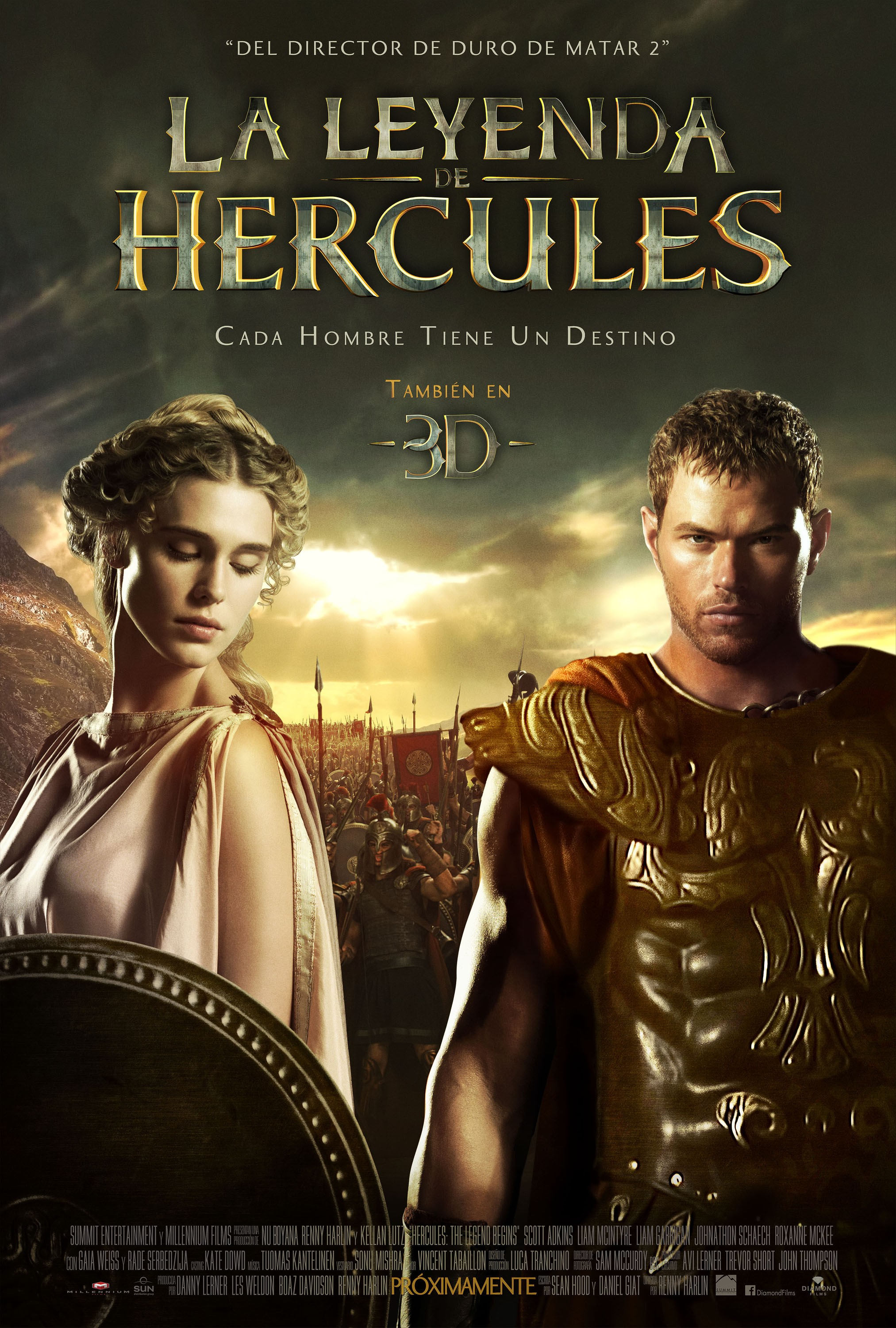 The Legend of Hercules DVD Release Date | Redbox, Netflix ...