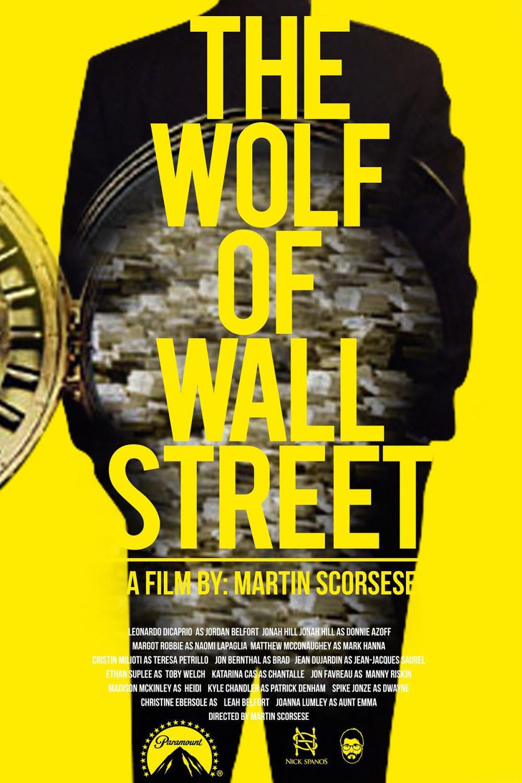 The Wolf Of Wall Street Dvd Release Date Redbox Netflix